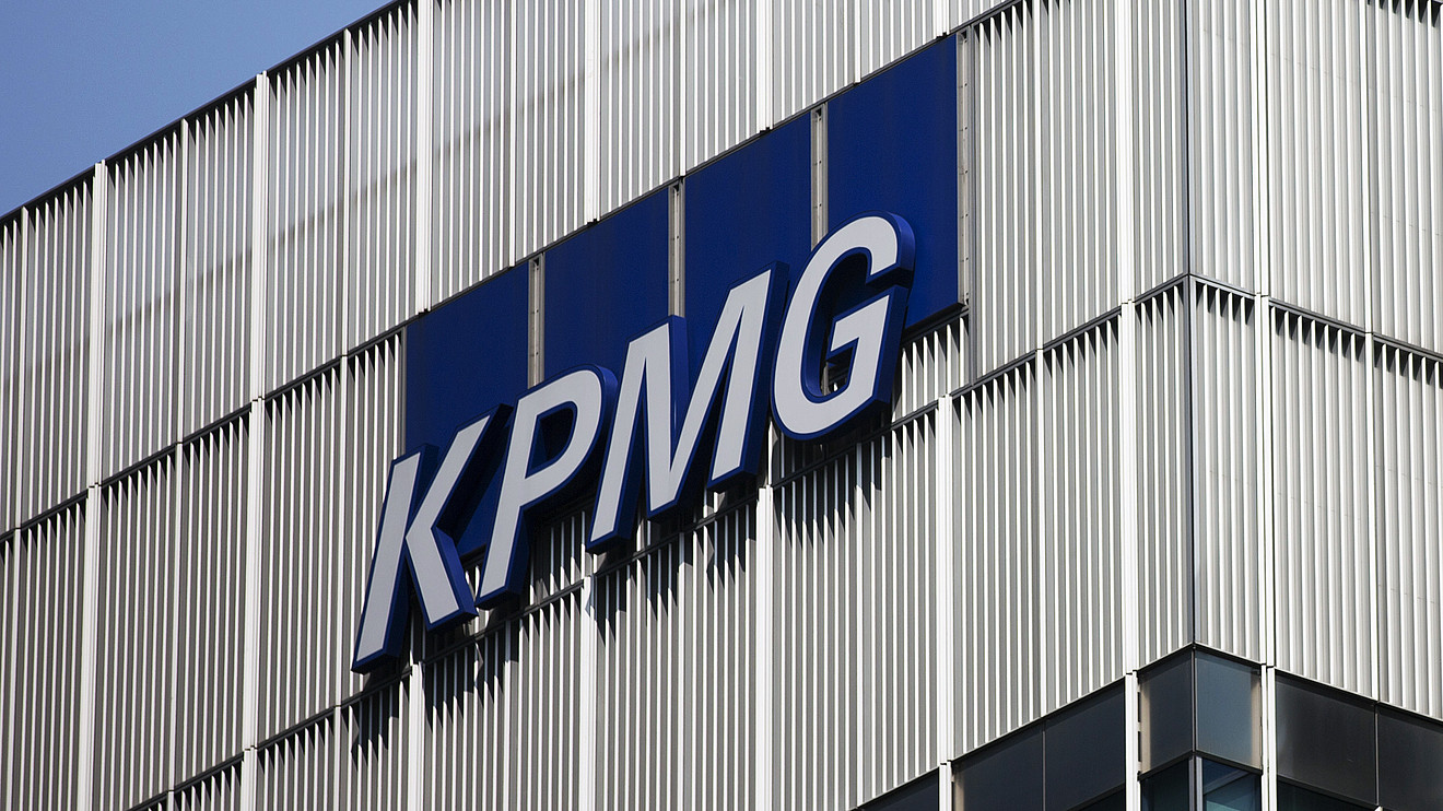 KMPG's leadership involves every employee in achieving business objectives and excellence.